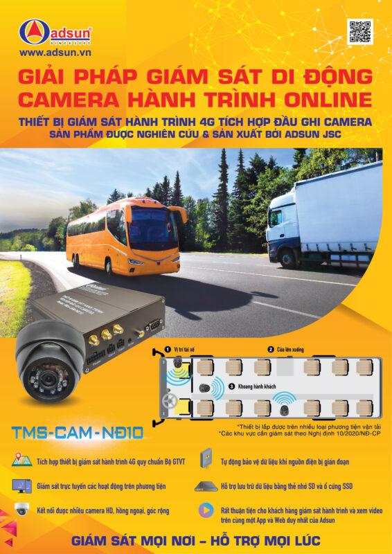 Camera nghị định 10 ( Adsun ) TMS-CAM-NĐ10 (Poster-01)